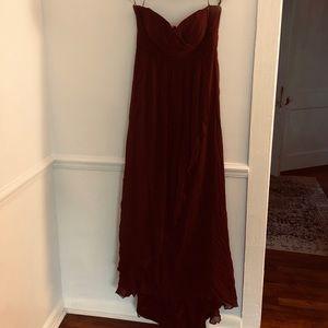 Gorgeous Silk Chiffon Dress